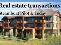 Routt County real estate sales total $12.4M for May 3 to 9, 2019