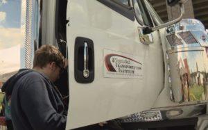 Virginia Tech Transportation Institute visits Princeton High School