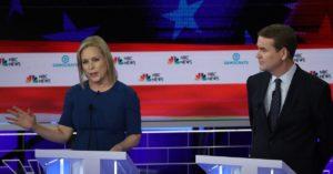 Democratic debate: Kirsten Gillibrand's history lesson on abortion