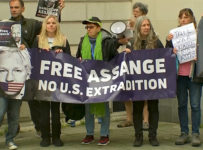 Julian Assange Says His Life Is at Stake as U.S. Seeks His Extradition
