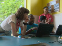 New Program With Pratt Libraries Brings Books, Tech Into Baltimore Lau...
