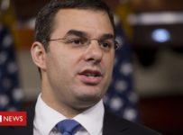 Justin Amash: US congressman quits the Republican Party