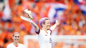 Megan Rapinoe Won Every Possible Part of the World Cup