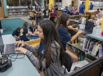 Girls-only camp aims to draw girls into tech fields: 'Our students des...