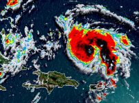 Hurricane Dorian forecast to reach Florida as a Category 4 storm on La...