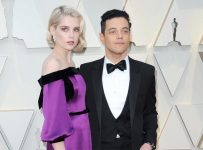 Lucy Boynton keeps love life private to 'protect' herself | Entertainm...
