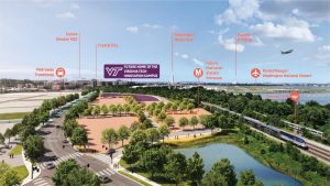 Virginia Tech outpaces George Mason in plans for Amazon's HQ2