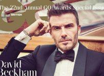 David Beckham tells his children to 'work hard' | Entertainment
