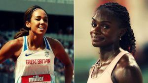 World Athletics Championships: Asher-Smith, Muir & Johnson-Thompson le...