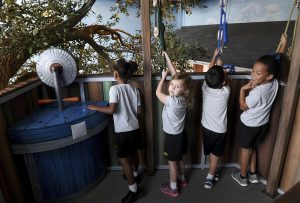 Bringing the science of outdoors indoors at The Bishop