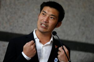 China denounces Thai politicians for show of support to Hong Kong acti...