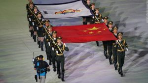 Chinese team disqualified for cheating at Military World Games