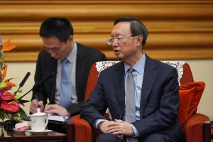 China's top diplomat strongly condemns U.S. lawmakers' Hong Kong legis...