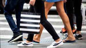 Will retail sales figures show the US economy in decent health?