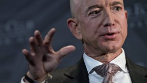 Jeff Bezos warns US military it risks losing tech supremacy