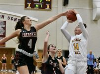 Science Hills dumps Cherokee in Big 7 openers