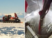 Antarctica shock: Scientists' groundbreaking discovery 400ft below ice...