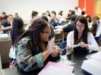 New push in California to increase diversity among math and science te...