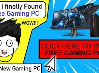 When A Gamer Buys A New Gaming PC