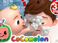 Bath Song | +More Nursery Rhymes & Kids Songs - ABCkidTV