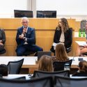 Science Policy Group at UCLA hosts Q&A for LA district attorney candid...
