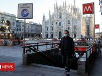 Coronavirus: Italian economy takes a body blow
