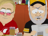 From 'South Park' to 'Knives Out,' Pop Culture Is Steeped With Sondhei...