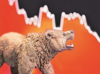 Markets, Market fall, bear