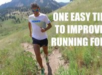 ONE WEIRD TIP TO IMPROVE RUNNING FORM! RUN TECHNIQUE by Sage Canaday