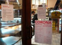 Coronavirus latest: Business activity crashes across Europe