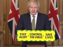Coronavirus latest: Boris Johnson defends Dominic Cummings, adviser em...