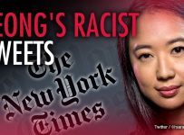NY Times journalist hates white people & cops | Ezra Levant