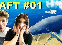 Verzweifelt auf hoher See | Raft #1 | Spielkind Gaming