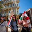 Lebanon's once-lauded bankers under fire as economic crisis deepens