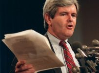 Newt Gingrich and the dawn of a toxic political era - The Virginian-Pi...