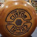 World's Largest Working Wooden Yo-Yo – Chico, California