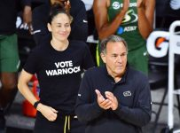 WNBA players escalate political protest against Sen. Kelly Loeffler