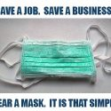 "GoLocal Launches ""Save a Job. Save a Business. Wear a Mask. It Is That..."