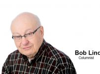 Bob Lind, Neighbors columnist. The Forum