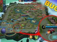 MAP NGEBUG JOHNSON BAHAGIA :D