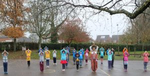 Great Cheverell school brings global culture to the classroom (and pla...