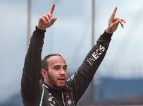 Lewis Hamilton equals Michael Schumacher's record of seven world title...