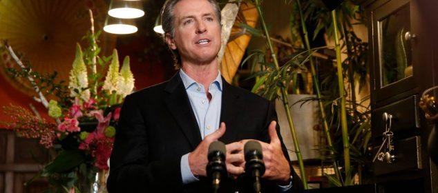 Newsom's new political problem: CA prison unemployment fraud