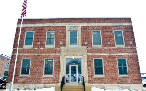 Worthington City Hall. (Brian Korthals/Daily Globe)