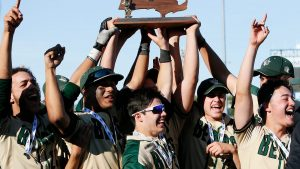 2017 GNB Voc-Tech baseball finishes as one of the Top 10 teams of 2010...