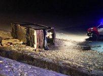 Bus crash in western Russia kills 4, leaves 11 injured - Fredericksbur...