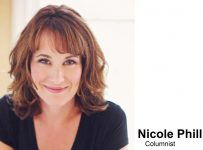 Nicole Phillips, Kindness is Contagious columnist.