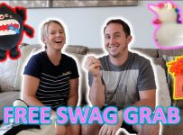 Free Grab Bag Swag | Weird, Random Haul