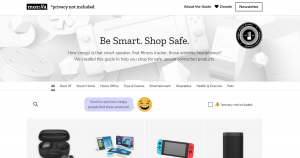 Is your tech gift creepy? Nonprofit's gift guide looks at privacy, sec...