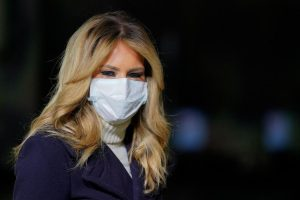 Pandemic Doesn't Break First Lady Holiday Hospital Tradition | Politic...